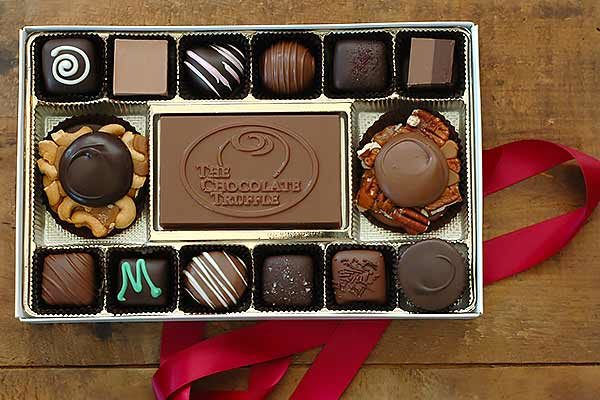 15 pc Deluxe Assortment of Chocolates
