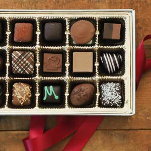 15 Piece Traditional Assortment of Chocolates