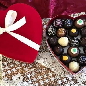 20pc Valentine's Day Truffle Assortment