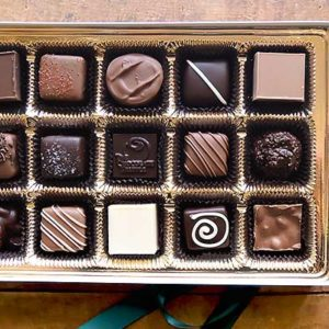 15 piece gluten free chocolates