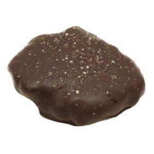 Dark Chocolate Sea Salt Cashew Turtle