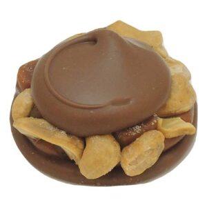 Cashew Turtle in Milk Chocolate