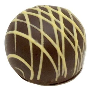 Mimosa Dark Chocolate Truffle