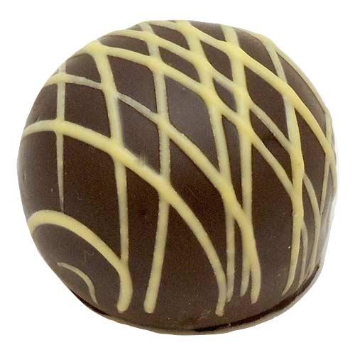 Mimosa Dark Chocolate Truffle