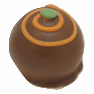 Pumpkin Truffle in Milk Chocolate