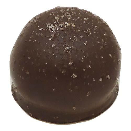 Sea Salt Caramel Truffle in Dark Chocolate