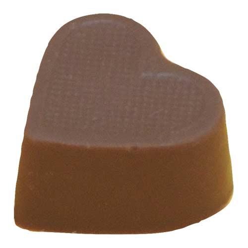 Milk Chocolate Solid Heart